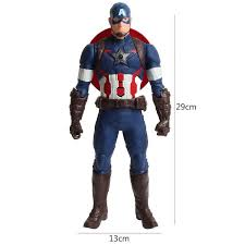Buy Emob Captain America Action Hero 2nd Age Of Ultron Man With Big Musical Effect