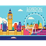 London Coloring Book For Adults Travel And Color Bridge