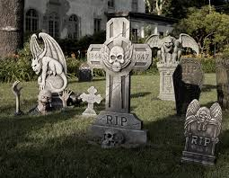Funny Halloween Tombstones For Sale by Halloween Decorations Halloween Party Supplies Spirithalloween Com