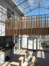 chambre des metiers 87 réhabilitation thermique et mise aux normes accessibilité du centre