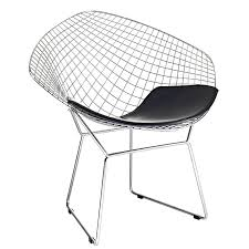 Amazon.com: Modway Bertoia Style Diamond Chair: Kitchen & Dining Bertoia Diamond Lounger Knoll Shop Diamond Ta Armchair Nuans Chair Intertional Harry 1952 Design Armchair Gold Plated Couch Potato Company By Cane Line Yliving With Sunbrella Cushion Skandium Eyecatching Harryarm Insp Metal Chair Stylized Outdoor Bronze Base Tonus 4 210 Small With Seat Cushion