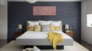idees deco chambre idées déco pour une chambre jaune et grise