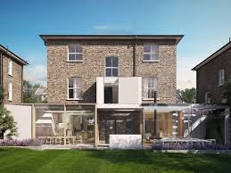 100 How Much Does It Cost To Build A Contemporary House A Extension In London South East