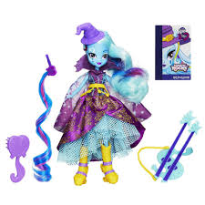 Trixie The Halloween Fairy Book Report by My Little Pony Equestria Girls Trixie Lulamoon Doll Toys