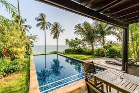 100 Absolute Beach Front Private Pool Villa Coconut Island Phuket