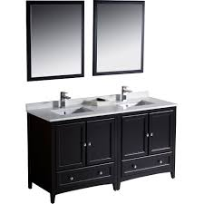 Antique Bathroom Vanity Double Sink by Fresca Fvn20 3030aw Oxford Antique White Double Basin Bathroom