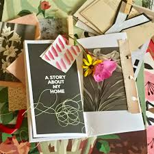 Cut and Paste Your Story Organizing Your Collage Supplies – The