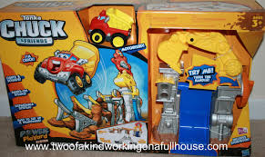 Hasbro - Tonka Chuck & Friends Chuck's Stunt Park Playset | Two Of A ... Amazoncom Chuck Friends My Talking Truck Toys Games Hasbro Tonka And Fire Suvsnplow Bull Dozer Race Gear Dump From The Adventures Of 2 Rowdy Garbage Red Pickup 335 How To Change Batteries In Rumblin Solving Along Nonmoms Blog Chuck Friends Handy Tow Truck From 3695 Nextag Tonka Chuck Friends Racin The Dump Truck By Motorized Toy Car Users Manual Download Free User Guide Manualsonlinecom