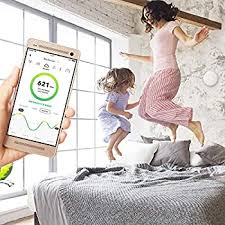 airthings wave plus indoor air quality monitor with radon