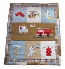 100 Truck Crib Bedding Nojo Fire Baby Blanket Pottery Barn DlistAsclme