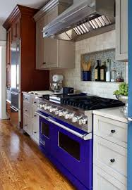 Maximizing Every Inch Creates A Period Perfect And Practical Galley Kitchen