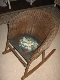 Antique Wicker Childs Rocking Chair ****Reduced Price**** FINAL REDUCED  PRICE! Sale Vintage Folk Art Rocking Chair Pa Dutch Handpainted Black Dollhouse Doll Fniture Painted Blue White Chalk Paint Decor Ideas Design Newest Hand Painted Peacock Rocking Chair Nursery Fniture Queen B Studios Wikipedia Danish Mid Century Solid Wood Vintage Rocking Chair Secohand Pursuit Antique Rocker As Seasonal Quilt From Whimsikatz Upcycled Hand Cacti Motif Retro School Herconsa Childrens Hand Painted Shrek