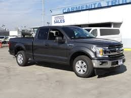 100 Carmenita Truck Center 2018 FORD F150 Santa Fe Springs CA 5005000073