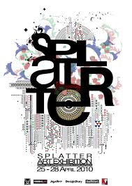 Art Exhibition Poster Design