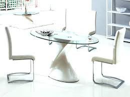 Glass Dining Table Sets Ebay White Set Full Size Of With Chairs