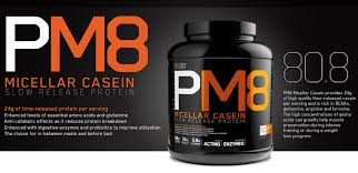 Glutamine Before Bed by Starlabs Pm8 Micellar Casein U2014 Heracles Sport Nutrition
