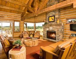 Primitive Living Rooms Design by Brilliant Design Log Cabin Living Rooms Grand Primitive Living Log