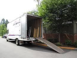 Moving Truck: Loading A Moving Truck