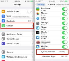 How Much Cellular Data Does iMessage Use Here s How to Find Out
