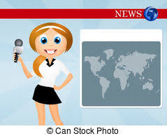 Television News Clip Art And Stock Illustrations 12887