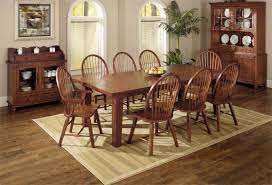 Traditional Rustic Dining Room Table Sets Country Style In