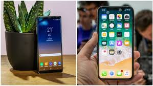 Samsung Galaxy Note 8 vs iPhone X The best Android phone goes toe