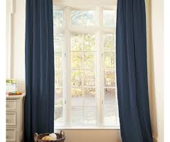 White Blackout Curtains Kohls by Attractive Eclipse Wyndham Blackout Charcoal Curtain Home Depot