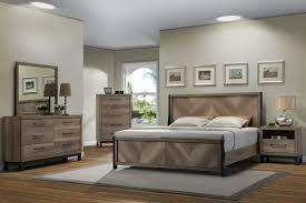 Destin Weathered King Bedroom Set