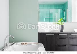 pastell badezimmer modern farben grün gebrauchend