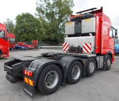 Volvo FH660 8 X 4 For Sale | Used Volvo FH660 8 X 4 Tractor Units ...