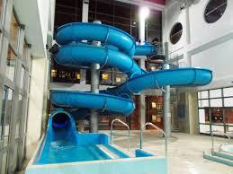 Big Blue Slide Ride
