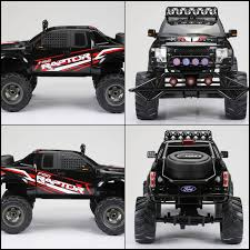 100 Ebay Rc Truck NEW 16 Scale RC Ford Raptor F150 Toy Remote Control 96v Rechargeable