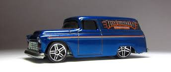 Will We Ever See Two Hot Wheels Mainlines Again Like Phil Riehlman's ... Lingenfelters 21st Century Classic 1955 Chevy Stepside Photo Chevrolet Panel Truck For Sale Classiccarscom Cc1124931 Chevrolet3100cameopelvan1955 Vintage Truck Pinterest Check Out This Van With 600 Hp Of Duramax Power Sale At Gateway Cars In Our Metalworks Classics Auto Restoration Speed Shop 47 Street Rod Hudson And Custom Youtube Doc Stevens Barn Find 51 Channeled Over Full Customer Gallery 1947 To Van Clifton Springs Vic 55 Panel By Vondude On Deviantart