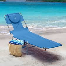 Big Lots Folding Beach Chairs by Ostrich Folding Chaise Lounge Walmart Com