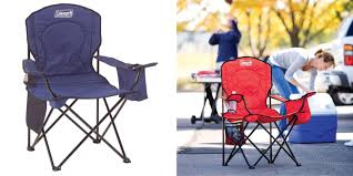 Be Ready For Your Next Camping Adventure, Score Coleman's Cooler ... Cheap Double Beach Chair With Cooler Find Folding Camp And With Removable Umbrella Oztrail Big Boy Camping Black Buy Online Futuramacoza Pnic W Table Fold Fan Back The 25 Best Chairs 2019 Choice Products Bag Bestchoiceproducts Portable Fniture Astonishing Costco For Mesmerizing Home Wumbrella Up Outdoor Set Chairumbrellatable Blue