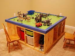 100 Lego Space Home Ideas For Build Table With Storage Renacci For
