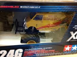 100 Monster Truck Lunch Box Tamiya 57749 110 RTR CW01 24GHz