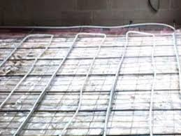hydronic radiant floor heating design water radiant heat baseboard how to install in floor heating
