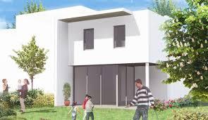 maison en cube moderne maison cube a archionline