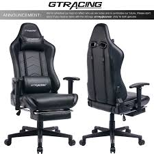 GTRACING Gaming Chair With Footrest Racing Chair Heavy Duty ... Custom Gaming Chair Mod Building A Diy Flightdriving Sim Pit On Budget Vrspies 8 Ways To Stop Your From Rolling Rig 8020 Alinum No Cutting Involved Simracing Brilliant Diy Desk Pc Modern Design Models Homemade Big Tv Pc Gaming Chair Youtube How Build Pcps3xbox Racing Wheel Setup In Nohallerton North Chairs Light Brown Fniture Jummico X Rocker Mission A Year Of Pc With Standing Desk Gamer F1 Seat