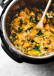 Everything But the Kitchen Sink Soup Instant Pot or Stove Top Recipe
