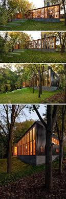 100 Modern Wood Homes This House Was Designed For A Family To Live Beside A