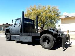 99 Vintage International Harvester Truck Parts 1965 D1100 On 1993 Ford F350 Chassis Swap