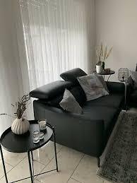 sofa set echtes leder in rheinland pfalz ludwigshafen