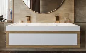 aquatica millennium 150 stein badezimmer waschbecken