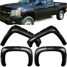 IKONMOTORSPORTS: Bushwacker Chevy Silverado 2004 Pocket Style Matte Black Fender For 9907 Silveradogmc Sierra Pickup 4pc Set Pockriveted Lund Rxrivet Flares 1415 1500 Rough Country Wrivets For 62018 Chevrolet Boltriveted 42018 Green With Dna Motoring 9906 Gmc Factory 4095602 Flare Oestyle Set Intertional Bushwacker Products F Rivet 59 Bed Length