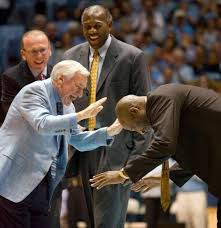 Jacobs: Smith Represented The Best Of The ACC And UNC   News ... Dean Smith Papers Now Available For Research In Wilson Library Unc Sketball Roy Williams On The Ceiling Is Roof Basketball Tar Heels Win Acc Title Outright Second Louisvilles Rick Pitino Had To Be Restrained From Going After Kenny Injury Update Heel Blog Ncaa Tournament Bubble Watch Davidson Looking Late Push Sicom Vs Barnes Pat Summitt Always Giving Especially At Coach Clinics Mark Story Robey And Moment Uk Storylines Tennessee Argyle Report North Carolina 1993 2016 Bracket Challenge Page 2