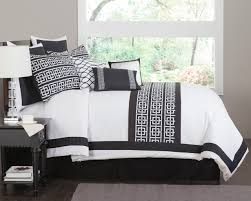 White And Black Bedding by Bedroom Black And White Comforter Sets Black And White Queen
