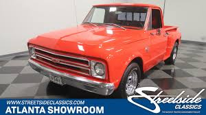 1967 Chevrolet C10 Stepside For Sale #93984 | MCG