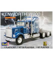 100 Plastic Truck Model Kits KitKenworth W900 125 JOANN